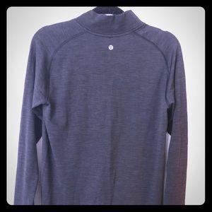 Men's long sleeved Lululemon shirt